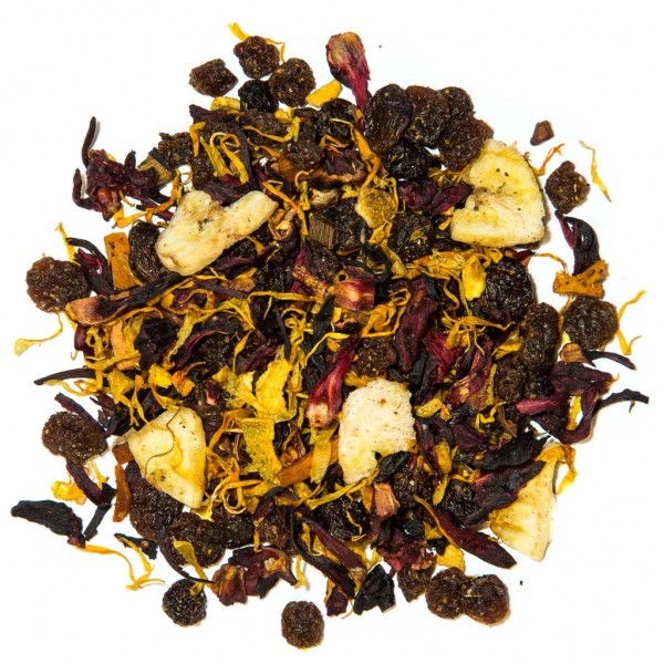 Weinblatt-Tee Rosso