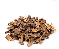 Kakaobohnenstücke